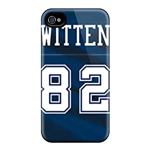 Hot Tpu Covers Cases For Iphone/ 6 Plus Cases Covers Skin - Dallas Cowboys