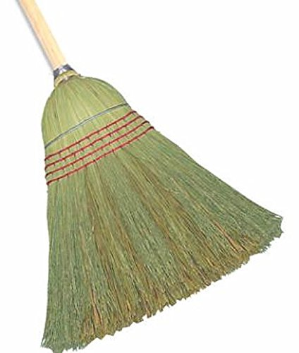 HUB City Industries 36-S  Heavy-Duty Warehouse Broom, Corn and Yucca
