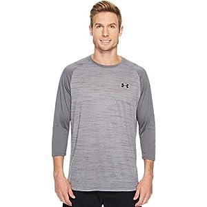 Best Epic Trends 41lO3la22NL._SS300_ Under Armour mens Under Armor Men's Tech ¾ Sleeve T-shirt