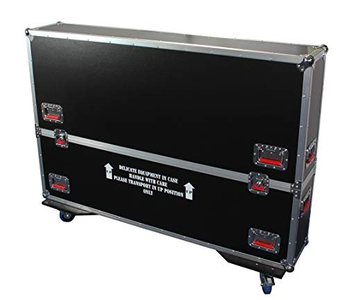 Gator Cases G-TOUR Series ATA Style Road Case with Adjustable Fit for 50