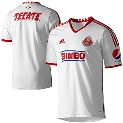 d3190bf49 Amazon.com   Chivas Away Jersey White 2013 XL   Soccer Shoes   Sports    Outdoors