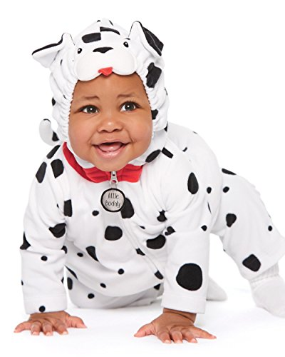 Carter's Baby Boys' Halloween Costume (3-6 Months, Dalmation)