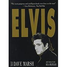 Elvis by Dave Marsh (1997-04-03)