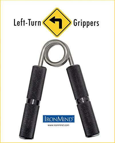 IronMind Left-Turn Gripper