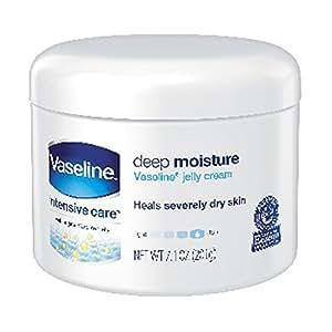 Vaseline Intensive Care Petroleum Jelly, Deep Moisture, 7.1 oz