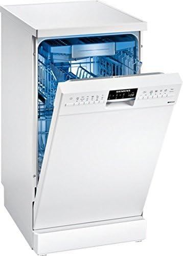 Siemens iQ500 SR256W00TE lavavajilla Independiente 10 cubiertos A ...