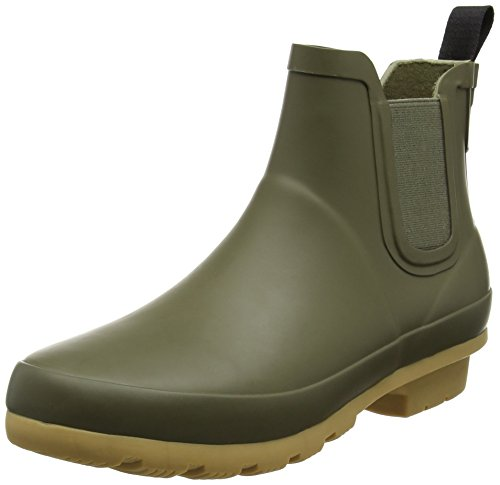 Joules Womens Kensington Rain Boot Kaki Morbido