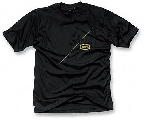 100% maglietta maniche corte compagnia aerea grande nero