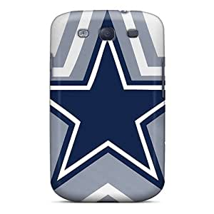 For Galaxy S3 Protector Cases Dallas Cowboys Phone Covers
