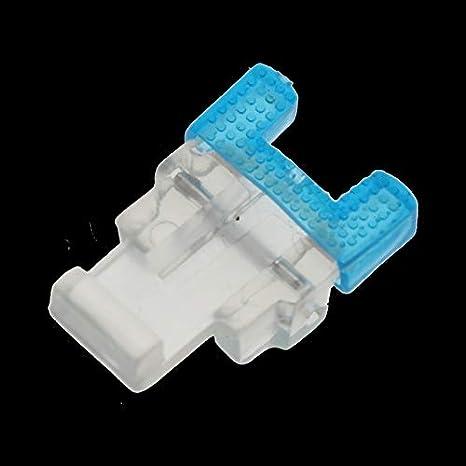 DIVASO - Prensatelas de costura con botón para máquina Singer ...