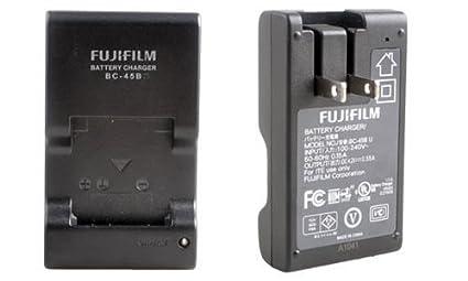 Fuji Bc-45b Battery Charger for Fujifilm Finepix Xp10 Xp20 Xp30 Xp50 Cameras