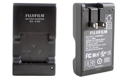 Fuji BC-45B Cargador de batería para Fujifilm FinePix XP10 ...