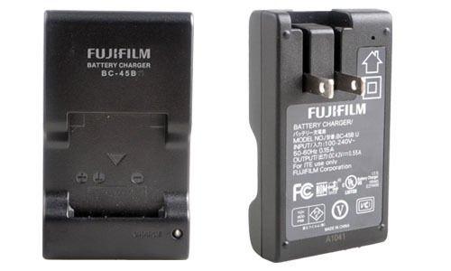 Amazon.com: Fuji BC-45B Cargador de batería para cámaras ...