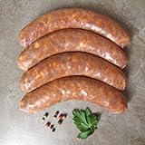 Chorizo Sausage Frozen - 10 Lb case