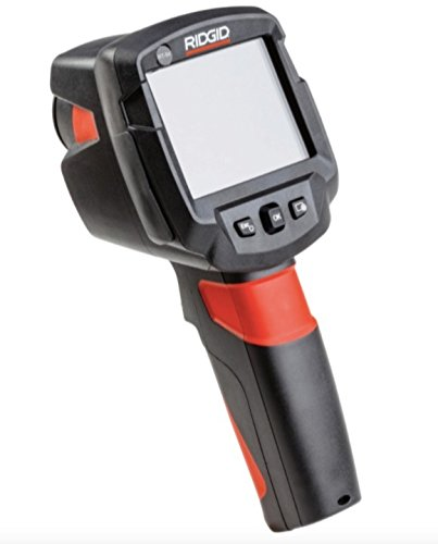 RIDGID RT-3 57533 Thermal Imaging Camera, High Resolution Infrared Digital Camera for Commercial and Residential Applications ()
