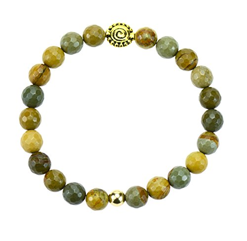 (Sunchains Earthstone Collection - Wild Horse Jasper Bracelet)