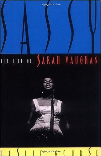Book Sassy: The Life Of Sarah Vaughan