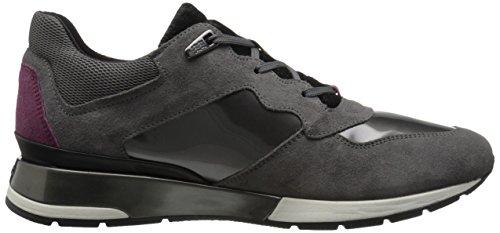 Geox D Shahira a, Zapatillas para Mujer, Grau (DK GREYC9002), 40 EU