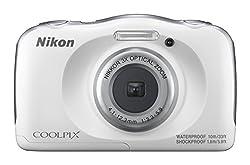 Nikon COOLPIX W100 – Best Waterproof, Budget