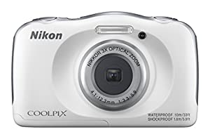 Nikon COOLPIX W100 (White)