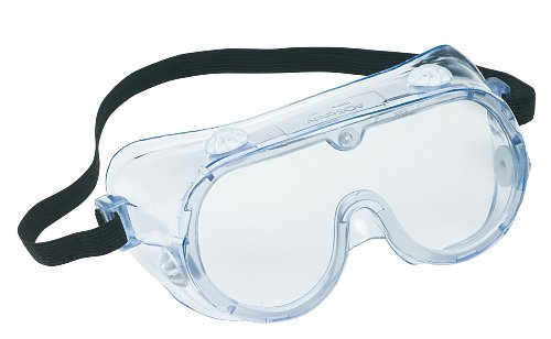 (One Piece ) Safety Goggle- Safety Goggles From AO Safety (Part Number 91252-80024T) ()