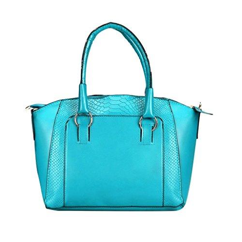 Leather Kelly Purse Handbag (Women Large Shoulder Bag Handbag Cross-body Bags Cheap Colors for Girl by TOPUNDER ZA)