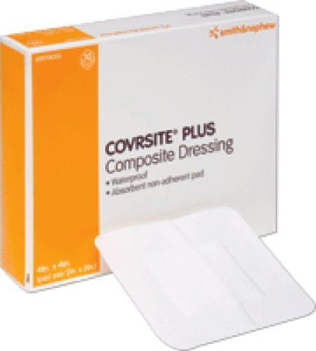Smith and Nephew Inc Covrsite Plus Waterproof Composite Dressing 6