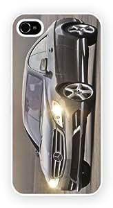 Mercedes Benz CL Clas Grey iPhone 5C Funda Para Móvil Case Cover