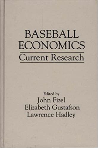 Book Baseball Economics: Current Research