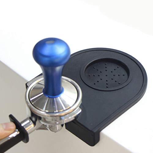 Trusted Buddy Compact Espresso Tamping Mat Bonus 16 Latte Templates (Best Affordable Espresso Machine)