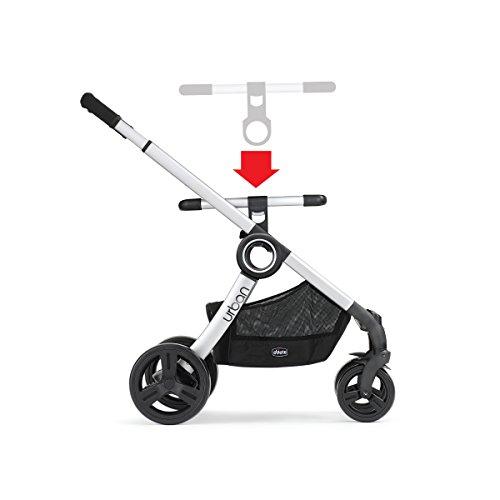 Chicco Urban 6-in-1 Modular Stroller, Minerale