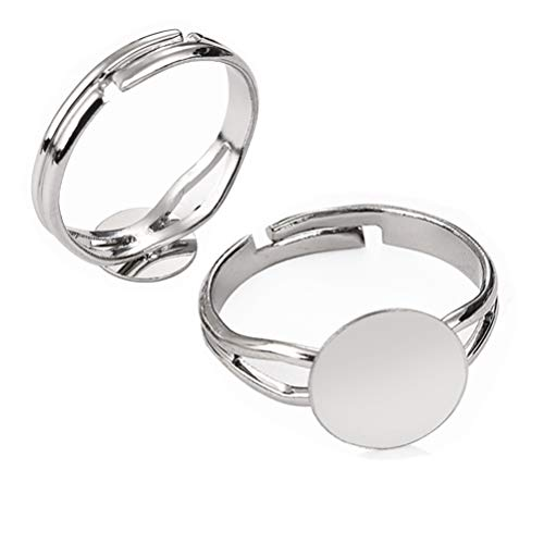 Where to find blank rings for jewelry making?
