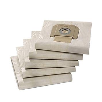 KARCHER 6.904-285.0 - Bolsa filtro papel 5 unidades linea professional