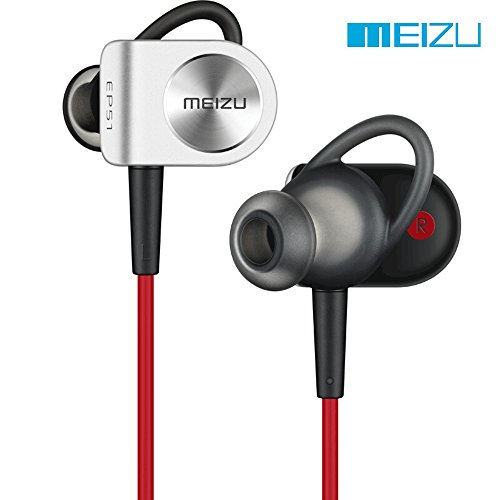 Price comparison product image (Meizu EP51) Bluetooth Headphone Sports Earbuds Wireess Headphones With Mic In Ear Headphones Magnetic Earphone Sweatproof Light Headsets