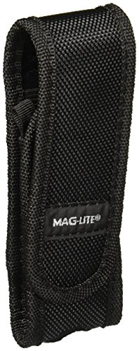 MagLite Accessory MAG-TAC Nylon Belt Holster, Black