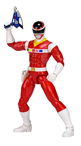 Power Rangers In Space 6.5-Inch Red Ranger Legacy Figure