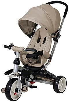 Baby 's Clan giromito.07–Triciclo, Color Beige