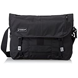 Timbuk2 Dashboard Laptop Messenger Bag, Black, Medium