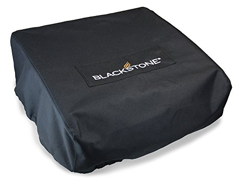 Portable Griddle (Blackstone Signature Griddle Accessories - 17 Inch Table Top Griddle Carry Bag and Cover - Heavy Duty 600 D Polyester - High Impact Resin)