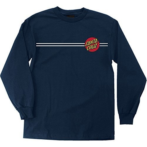 Santa Cruz Skateboards Classic Dot Long Sleeve T-Shirt