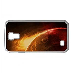 Mars Watercolor style Cover Samsung Galaxy S4 I9500 Case