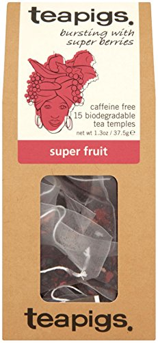 Teapigs Super Fruit - 15 Tea Temples