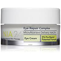 Complejo de reparación de ojos Nia 24, 0.5 fl. onz.