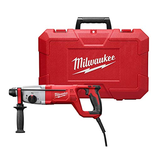 Milwaukee 120 V 7 A 1500 RPM Corded Rotary SDS Plus Hammer Kit With 7/8