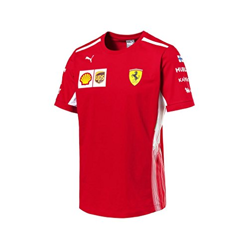 Scuderia Ferrari F1 (Ferrari Scuderia F1 Racing SF Team Driver Kimi Raikkonen T-shirt Official 2018)