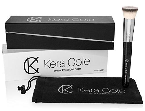 Kera Cole Premium Flat Top Kabuki Founda - Cole Brush Shopping Results