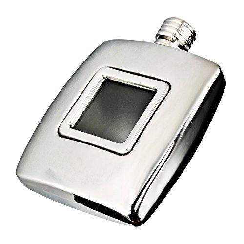 Pocket 6oz Hip Flask Wine Bottle Alcohol Whisky Liquor Vodka Holder