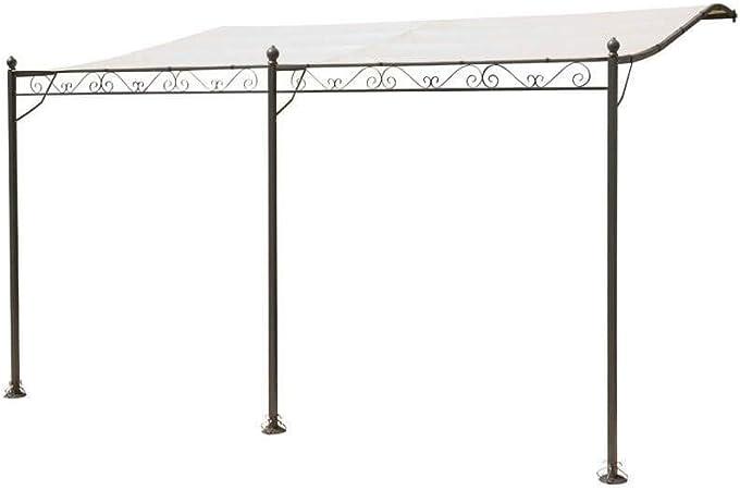 OSE Cenador adosado, 4 x 3 m: Amazon.es: Jardín