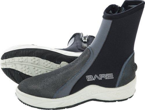 Bare Unisex 6mm Ice Hard Sole Dive Boot (Mens 5 / Womens 7) by Bare