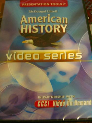 American History: Video Series on DVD pdf epub
